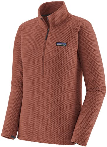 Patagonia R1 Air Zip-Neck - Fleecepullover - Damen