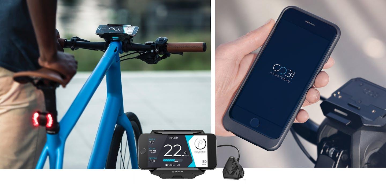 Bosch Ausrüstung und Fahrradteile für e-Bikes