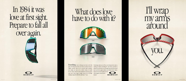 Oakley Sutro Eyeshade