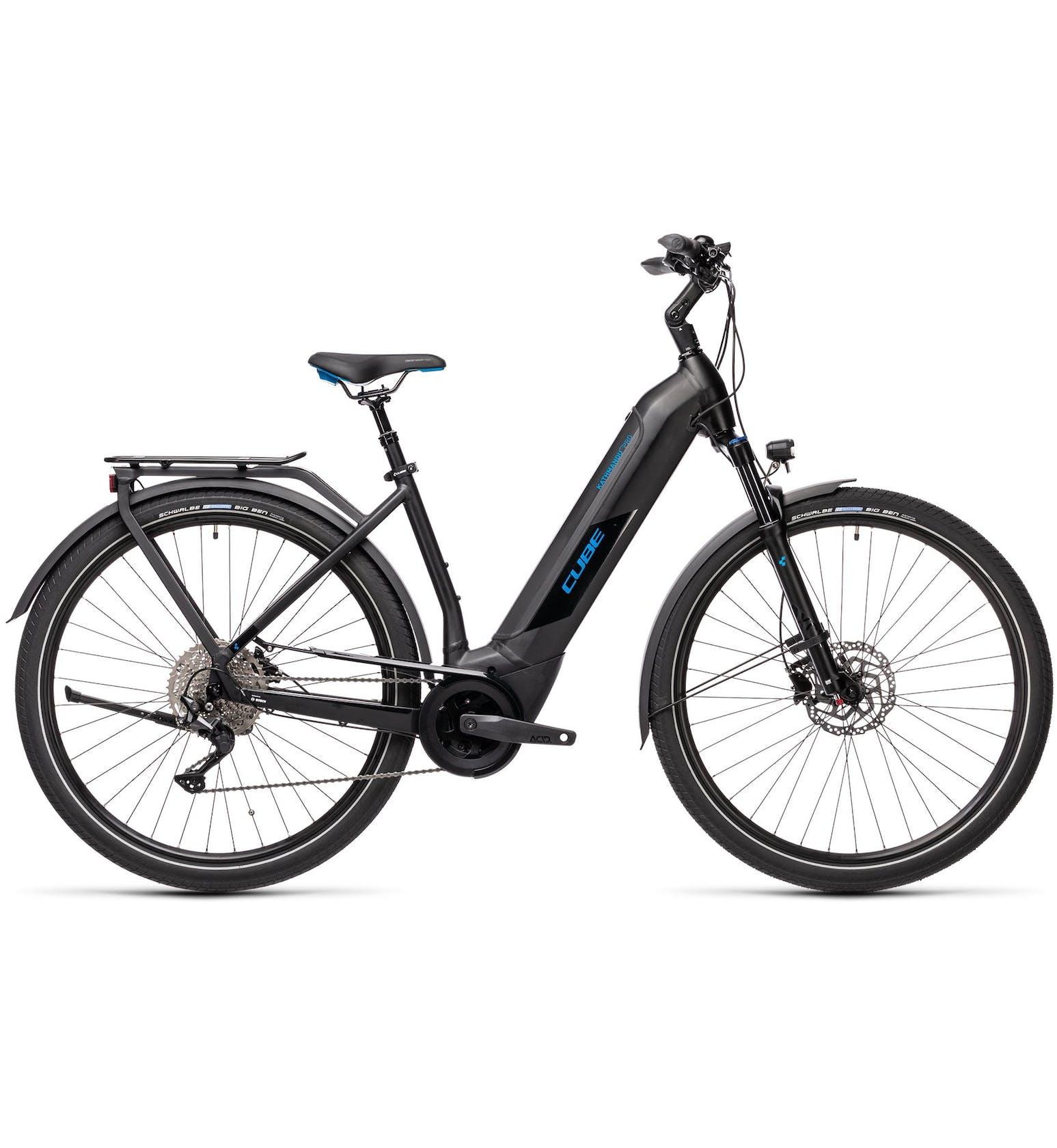 Cube Kathmandu Hybrid Pro 625 (2021) - eTrekkingbike - Damen