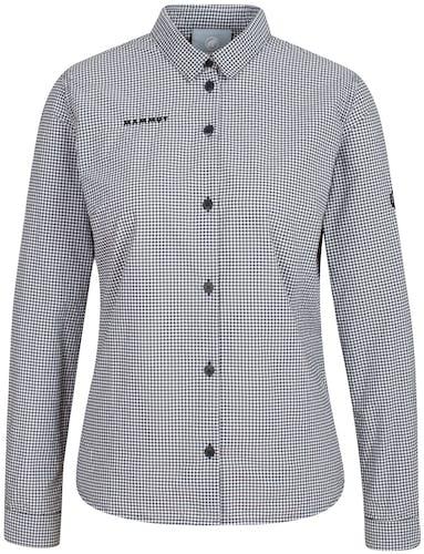 Mammut Aada Longsleeve Shirt W - Langarmhemd - Damen