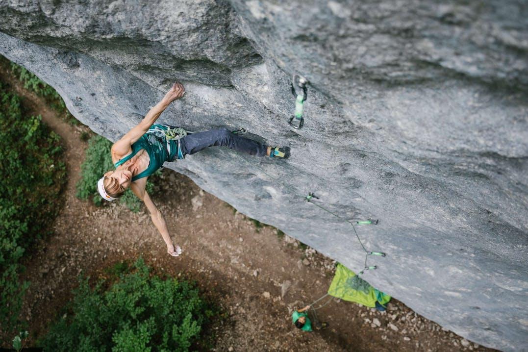 edelrid #ClimbGreen-Kollektion