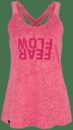 Salewa Alpine Hemp Print W - Kletternshirt - Damen