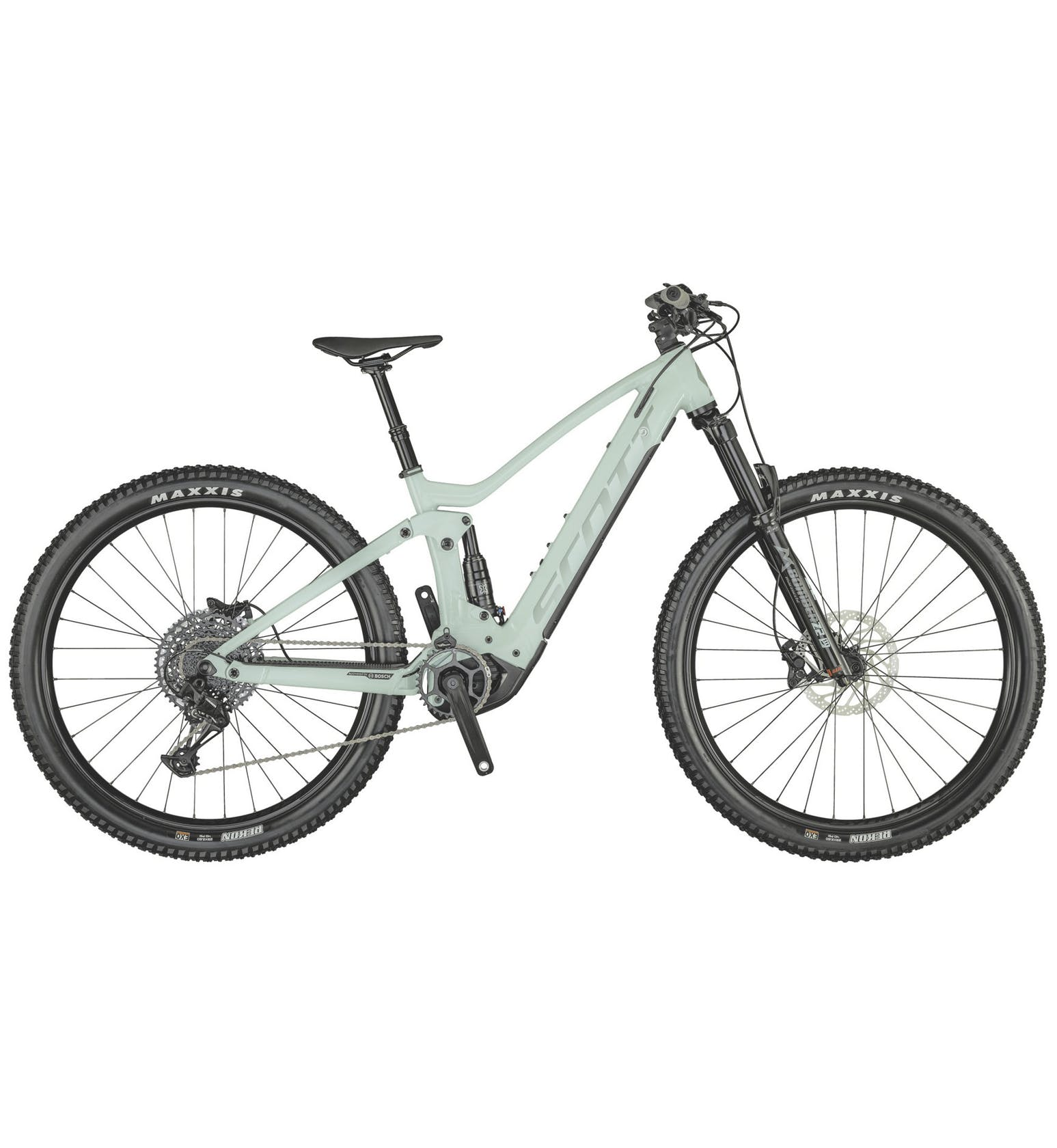 SCOTT Contessa Strike eRide 920 (2021) - MTB elettrica trail - Donna