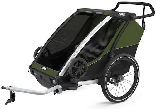 Thule Chariot Cab 2 - Fahrradanhänger