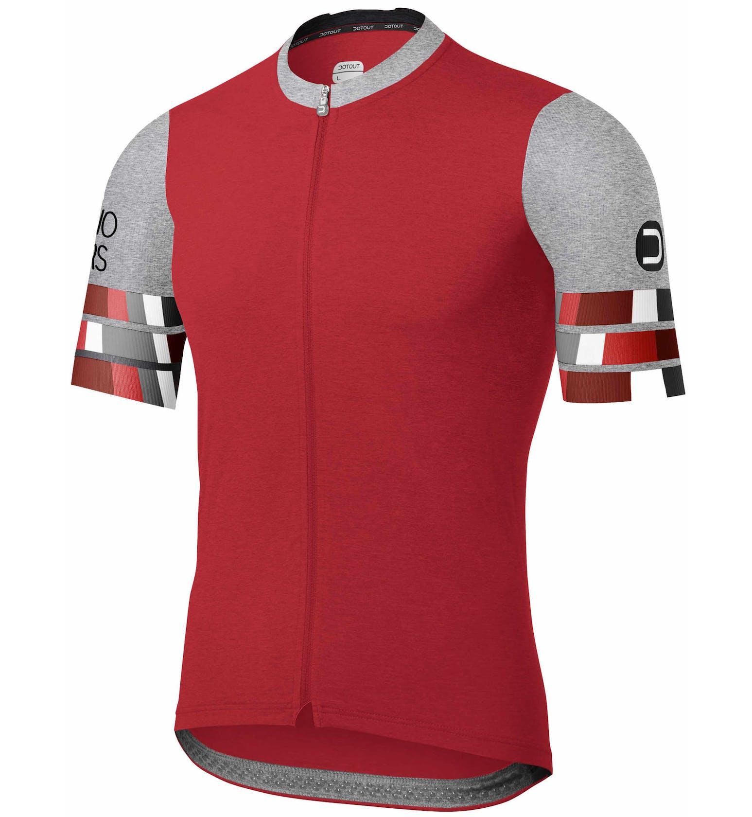 Dotout Square - maglia bici - uomo