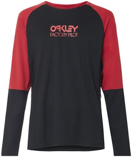 Oakley Switchback LS Trail - Langarmshirt MTB - Herren