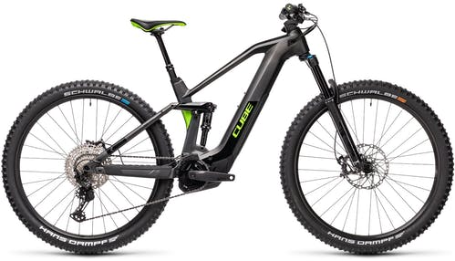 Cube Stereo Hybrid 140 HPC SL 625 (2021) - eMTB All Mountain