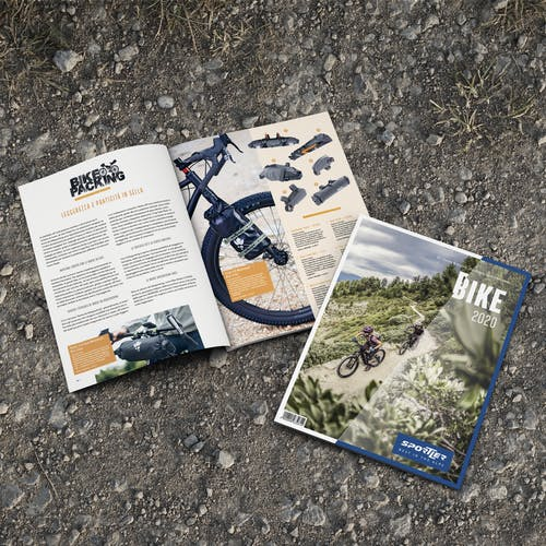 Sportler Magalog Bike, digitale Version