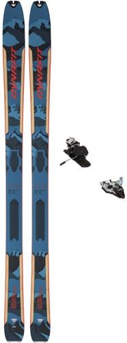 DYNAFIT Set Seven Summits: Skitourenski+Bindung