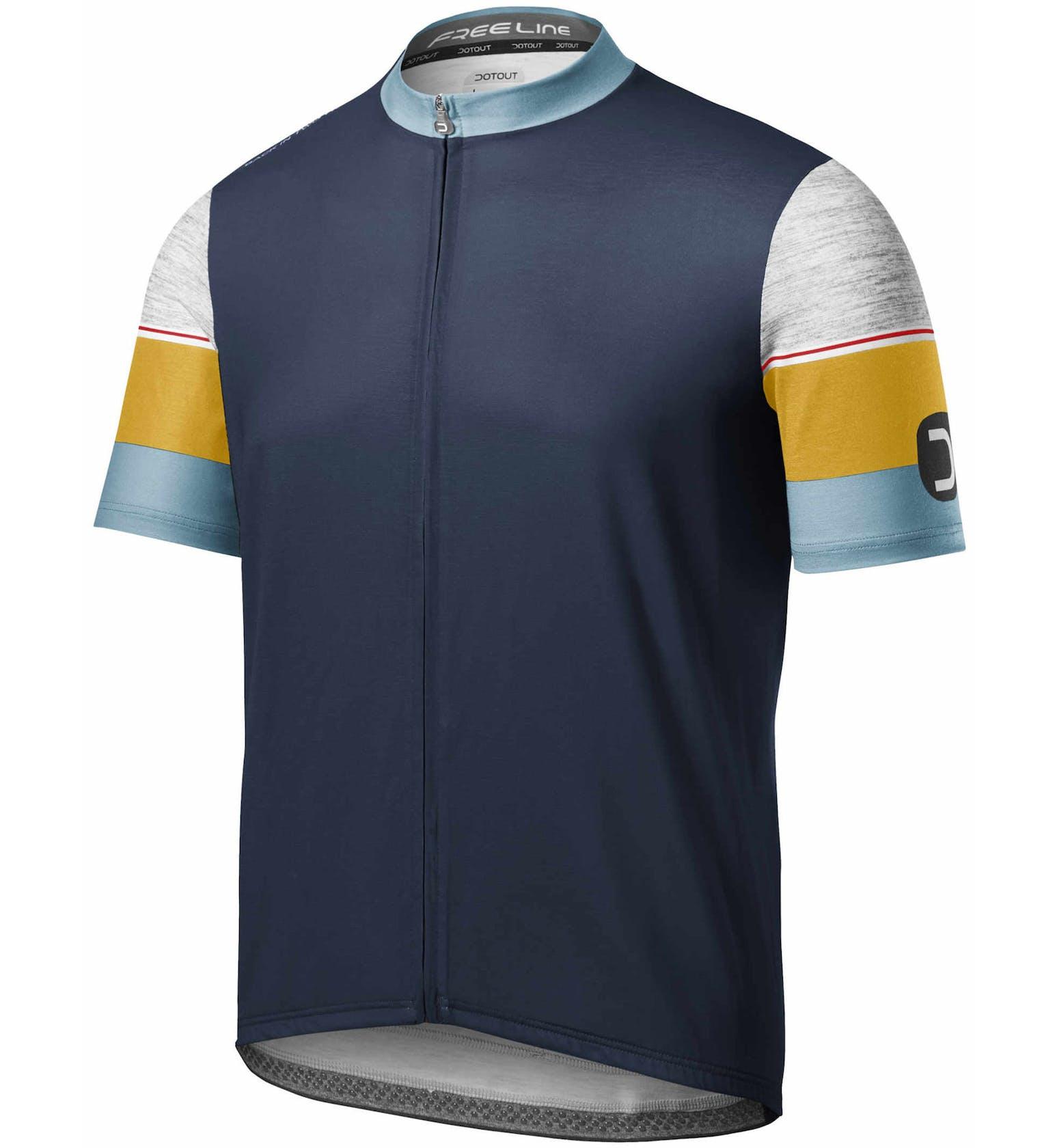Dotout Roca - maglia bici - uomo