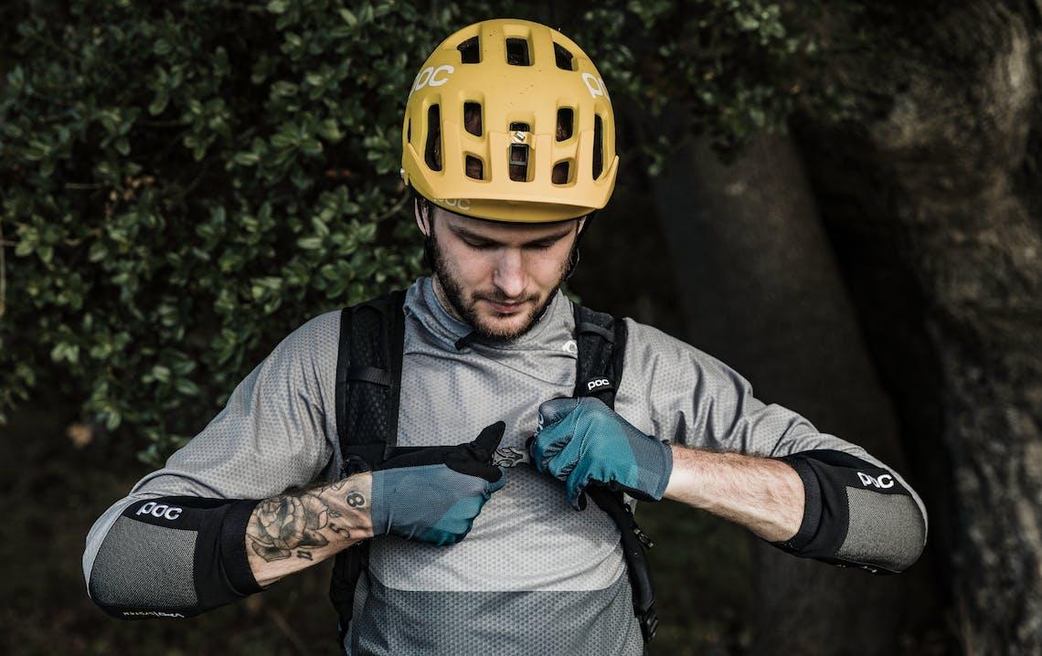 Onlineshop für Bikehelme der Marken Poc, Ked, Uvex Bontrager u.a.