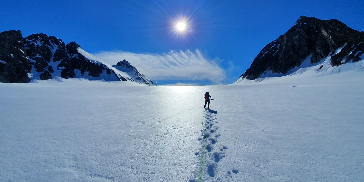 Arctic Research Expedition 2021