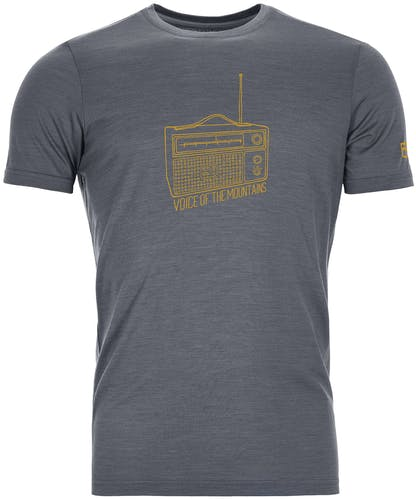 Ortovox 150 Cool Radio Ts - T-Shirt - Herren