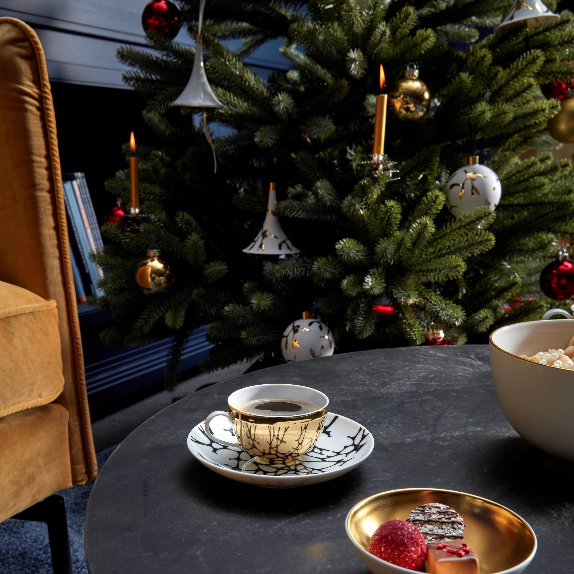 Weihnachtsdeko Weisses Porzellan.3 Tipps Für Die Festliche Weihnachtsdeko