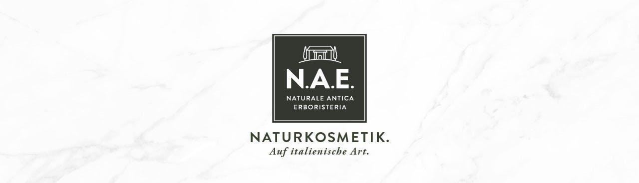 N.A.E. Naturkosmetik auf italienische Art.