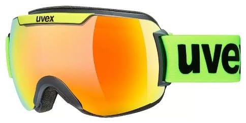 Skibrille Uvex gelb