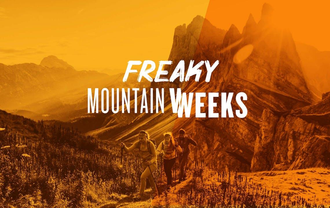 Freaky Mountain Weeks SPORTLER