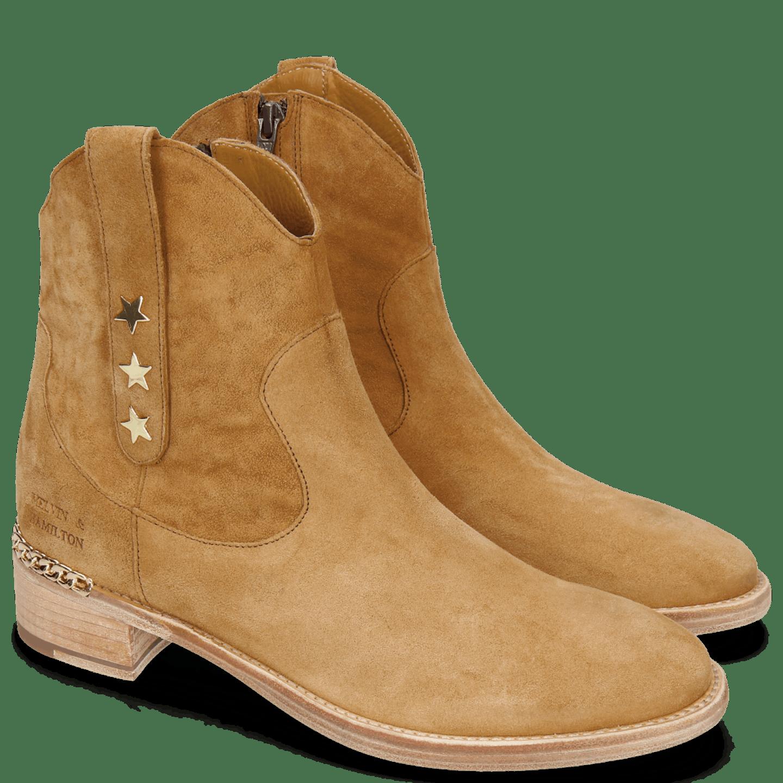 cowboylaars bruin