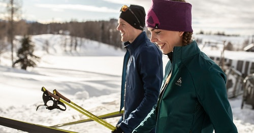 The layering basics every cross-country skier should know