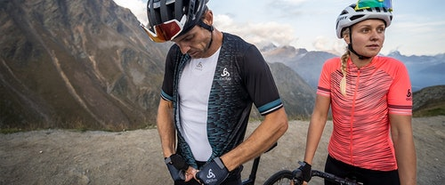 How critical are cycling base layers in summer?