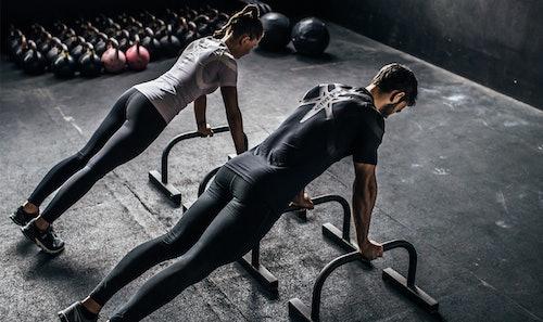 Better posture, improved performance