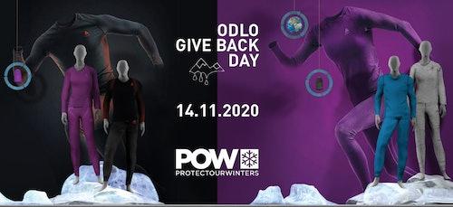 ODLO GIVE BACK DAY
