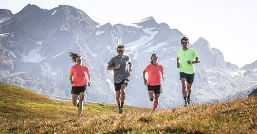 The sweet science of running high trails