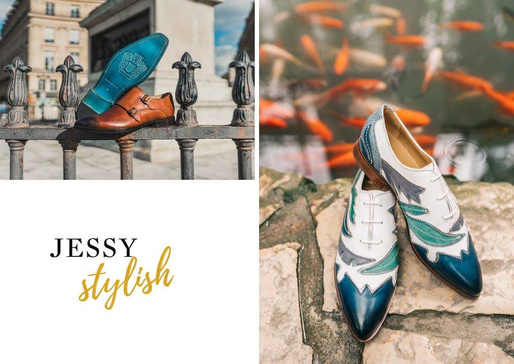 Famille de chaussures Jessy Melvin & Hamilton