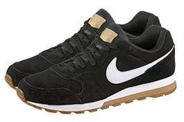 Nike MD Runner schwarz