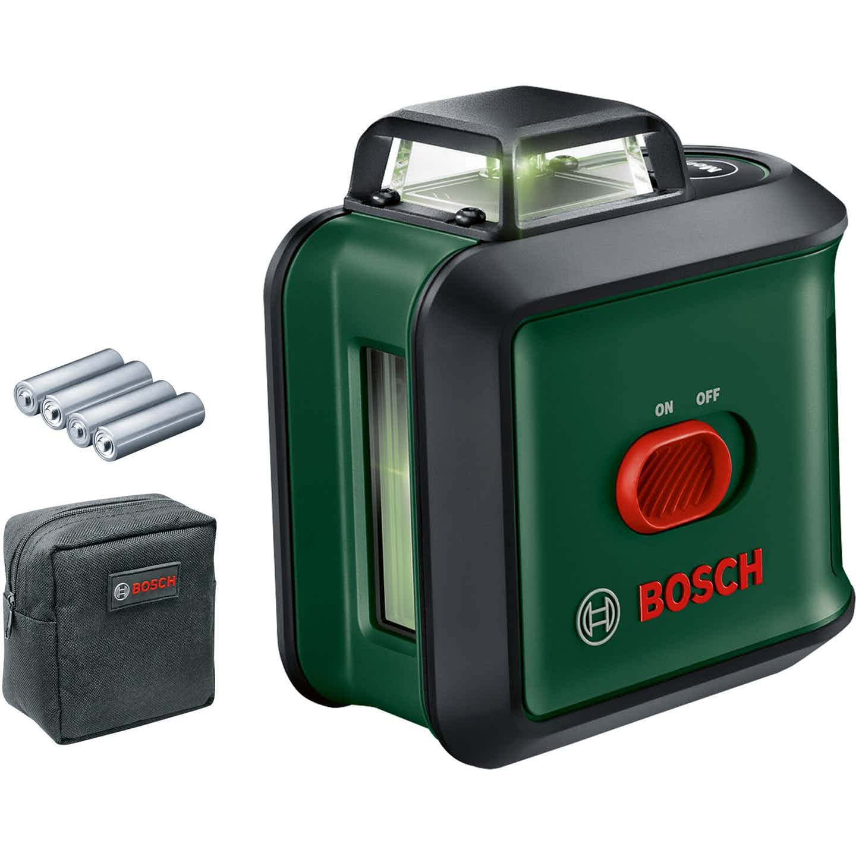 Bosch UniversalLevel 360 Basic 360°-os keresztvonalas szintezőlézer