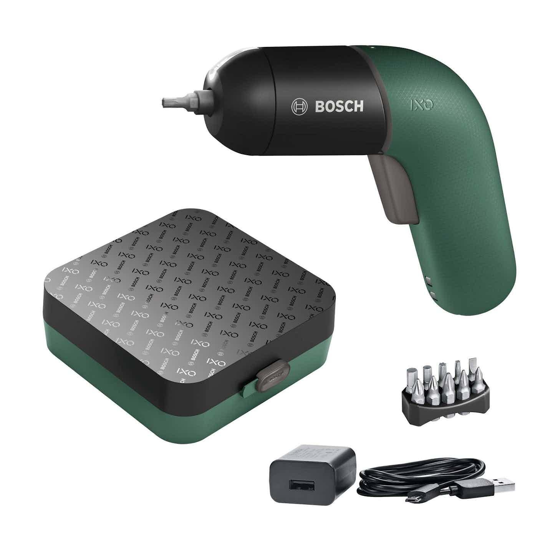 Bosch akkus csavarozó IXO