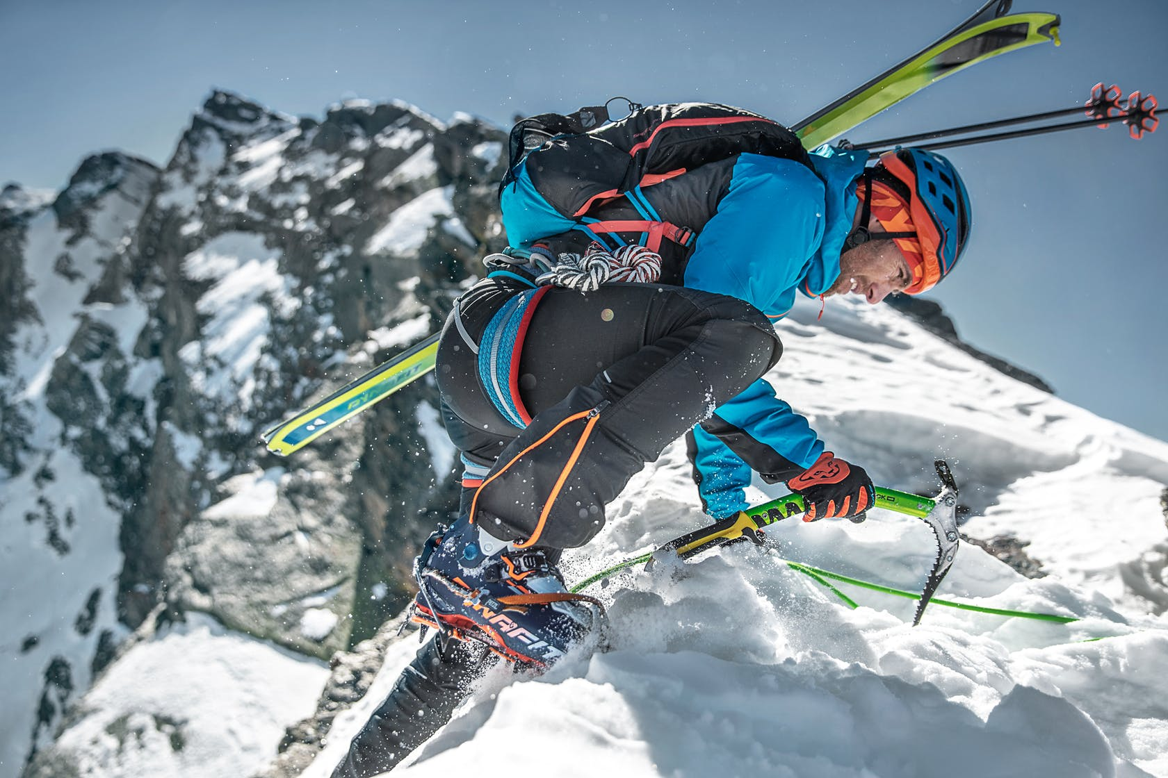 dynafit skitouren ausruestung