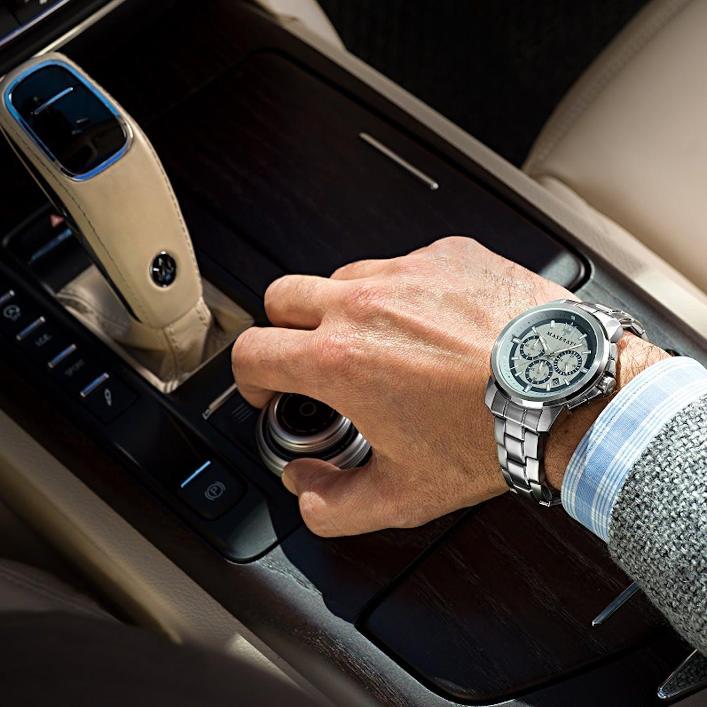 Montres Bracelets et Gourmettes Maserati - CLEOR