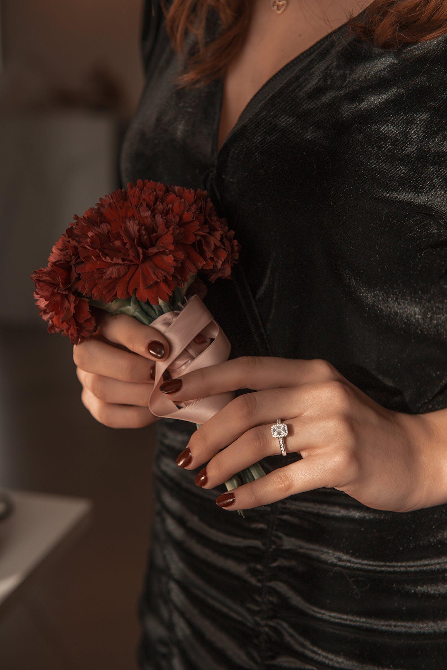 Ce Solitaire CHARLOTTE LADY DIAMONDS est en Or 750/1000 Blanc