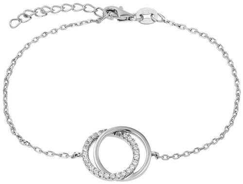 Ce Bracelet ARBELO est en Argent 925/1000 et Oxyde