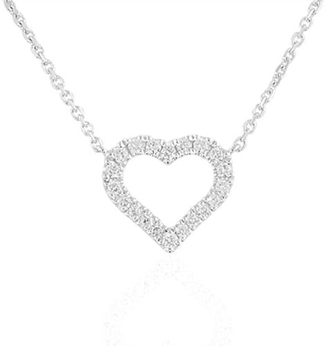 Collier LADY DIAMONDS en Or 750/1000 Blanc et Diamant