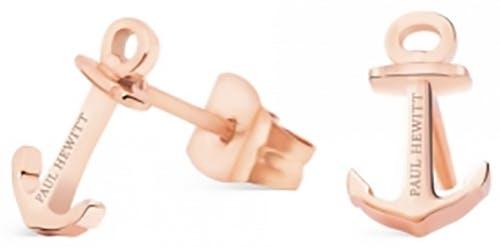 Boucles d'oreilles PAUL HEWITT en Acier Rose