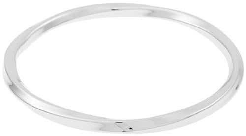 Ce Bracelet MISSISSIPI est en Acier Blanc
