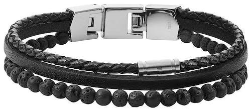 Ce Bracelet FOSSIL est est en Acier Gris
