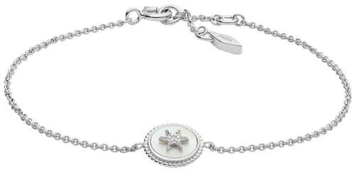 Bracelet FOSSIL en Argent 925/1000 Blanc