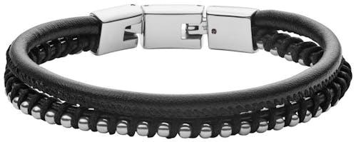 Ce Bracelet FOSSIL est en Acier Gris