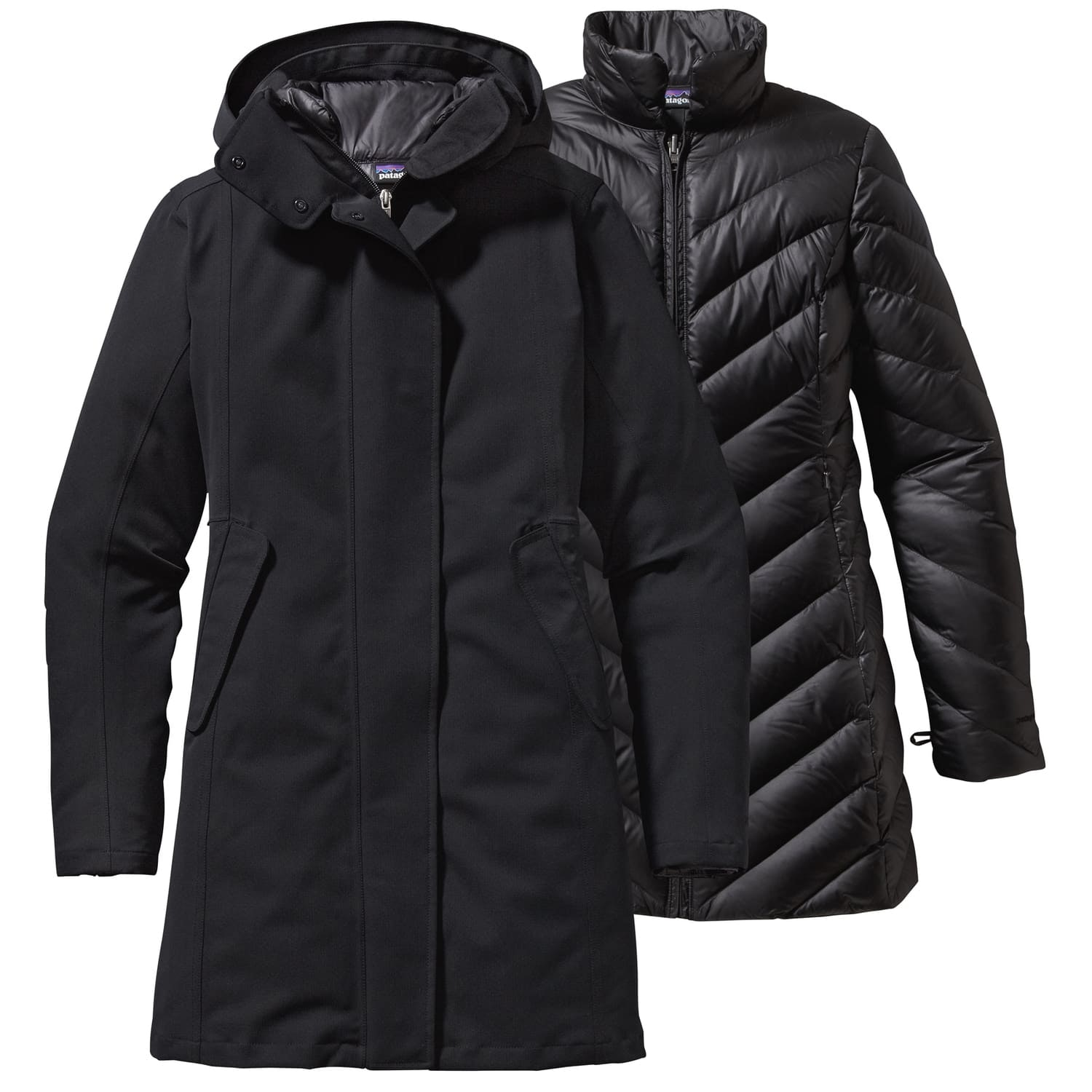 W´S Tres 3 in 1 Parka