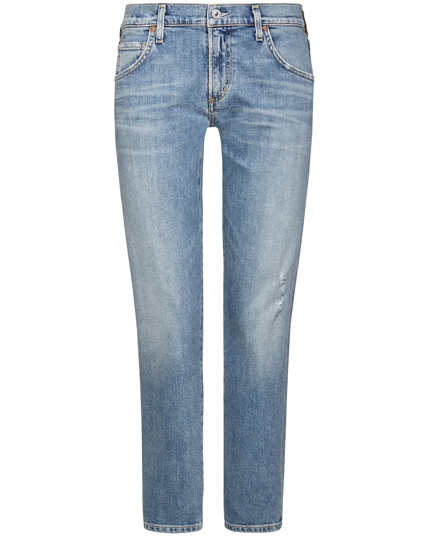 Emerson 7/8-Jeans Slim Boyfriend Blau, Citizens of Humanity