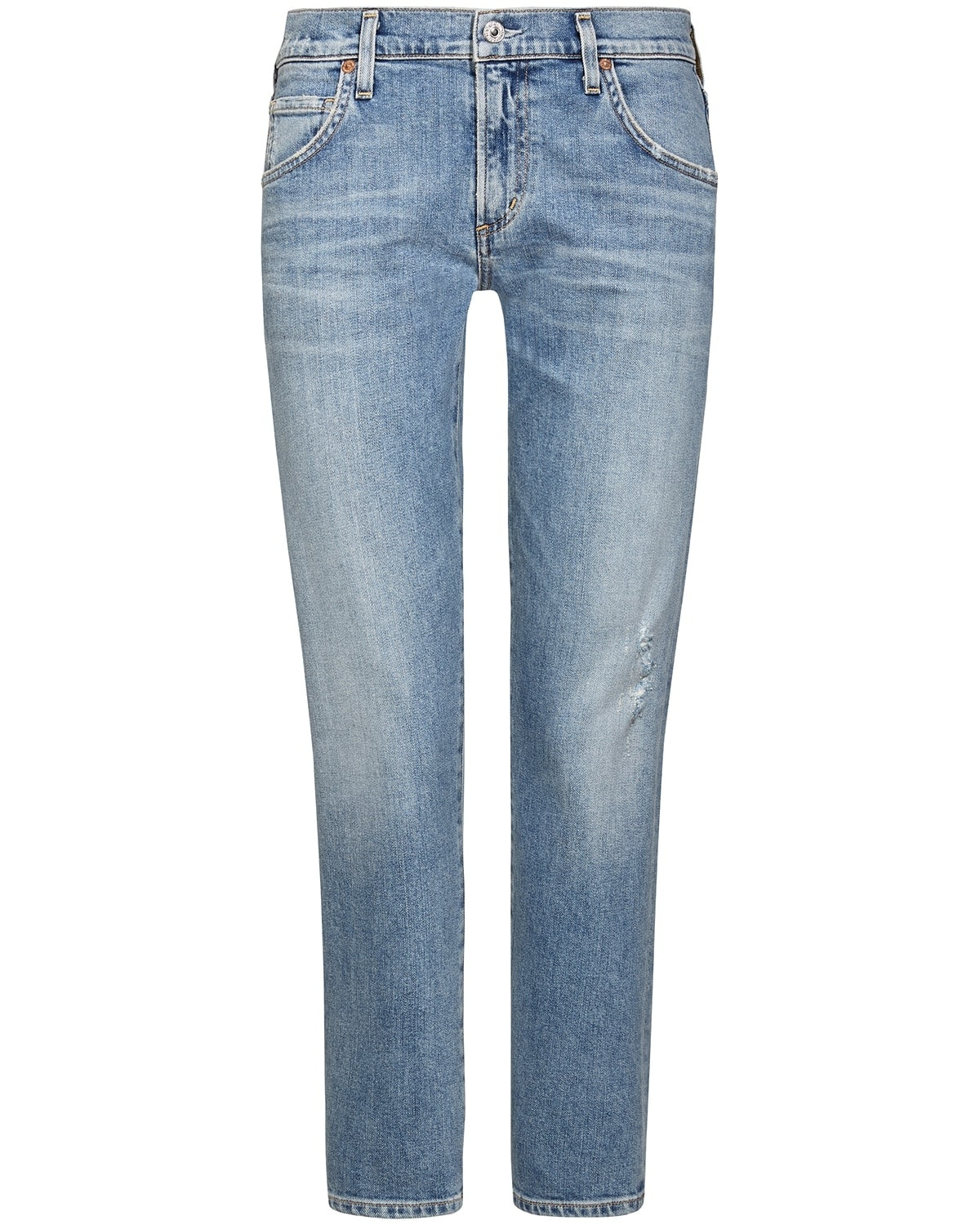 Emerson 7/8-Jeans Slim Boyfriend Blau, Citizens of Humanity