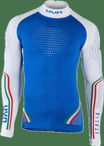 Uyn Natyon Italy Shirt Turtle Neck - Funktionsshirt Langarm - Herren