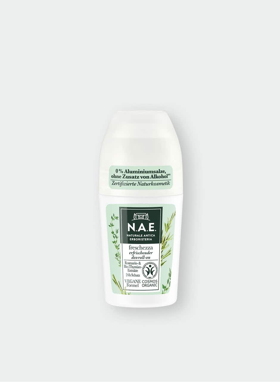 freschezza erfrischender deo roll-on | refreshing deodorant