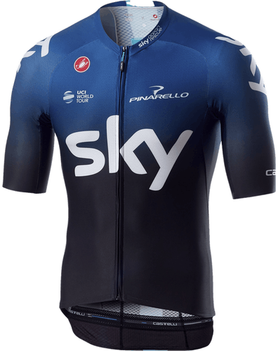 Castelli Team Sky 2019 Aero Race 6.0 -  Radtrikot - Herren