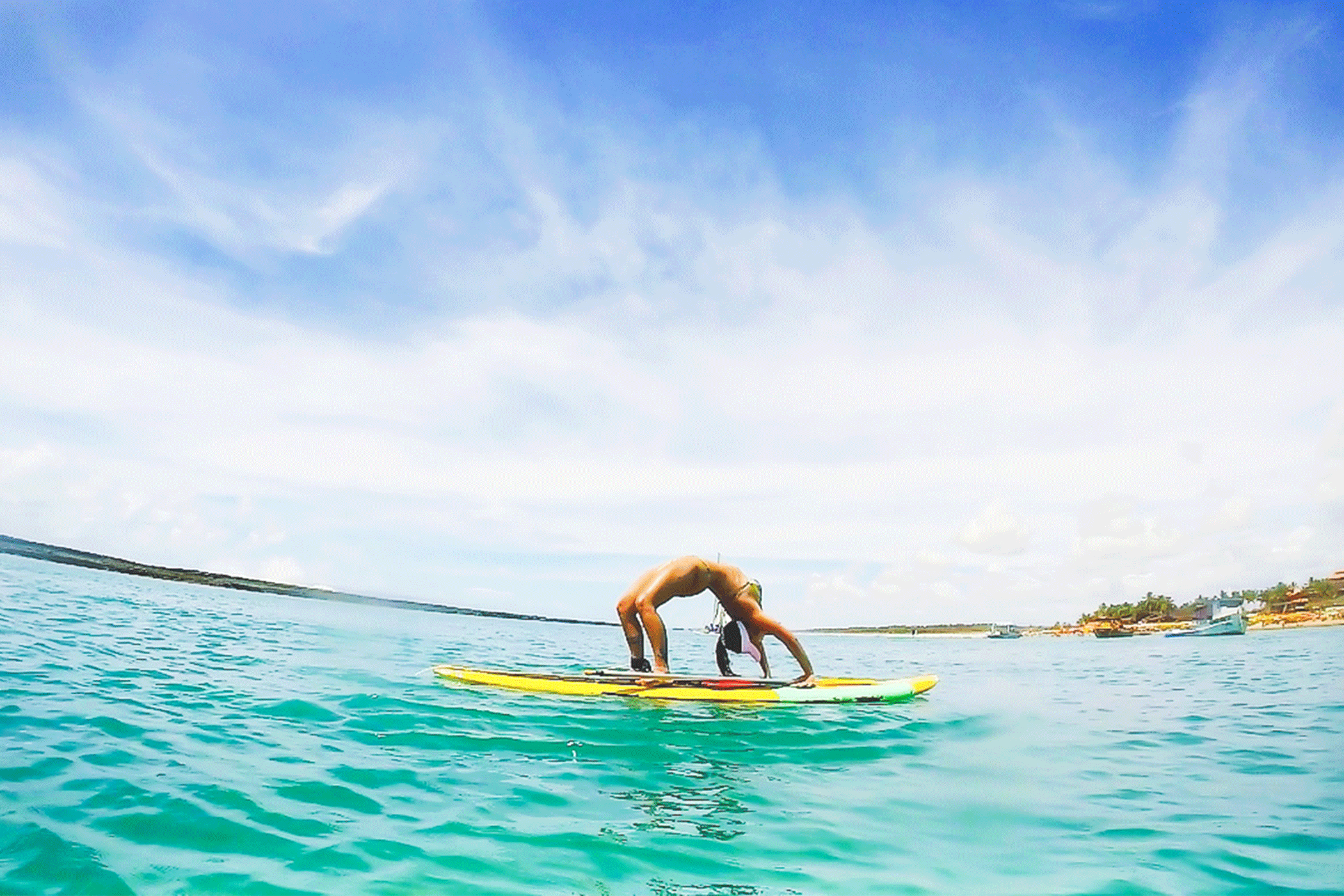 SUP, Yoga, Stand Up Paddling, SportScheck
