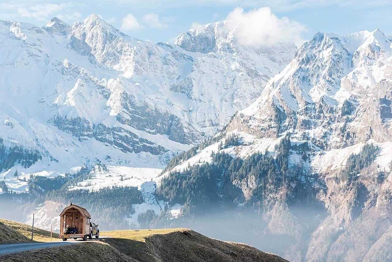 Patagonia Worn Wear Tour Truck